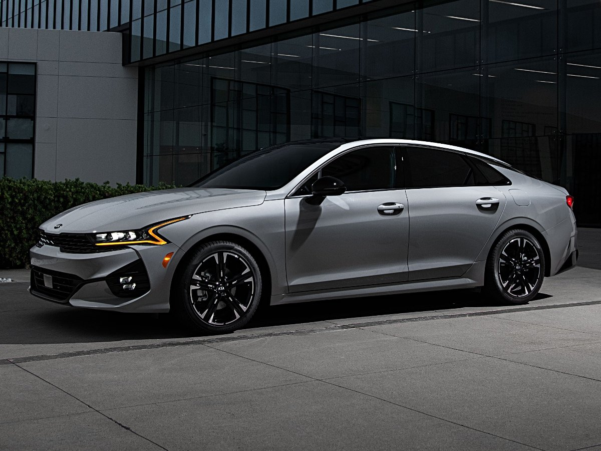 2021 Kia K5 Prices Show Slight Increase Over Old Optima Automotive News J D Power