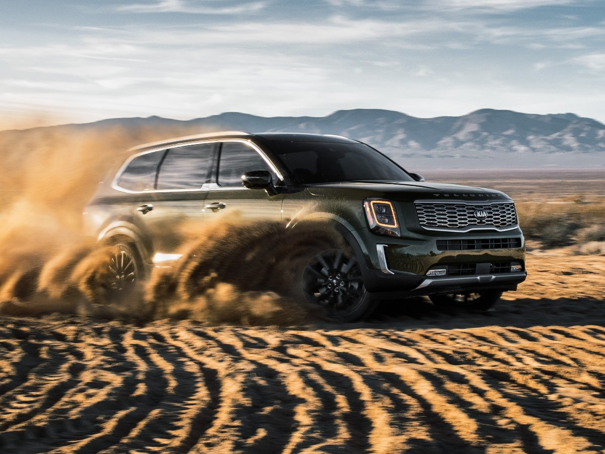 Top-Rated 2021 Family SUVs in Appeal According to Consumers