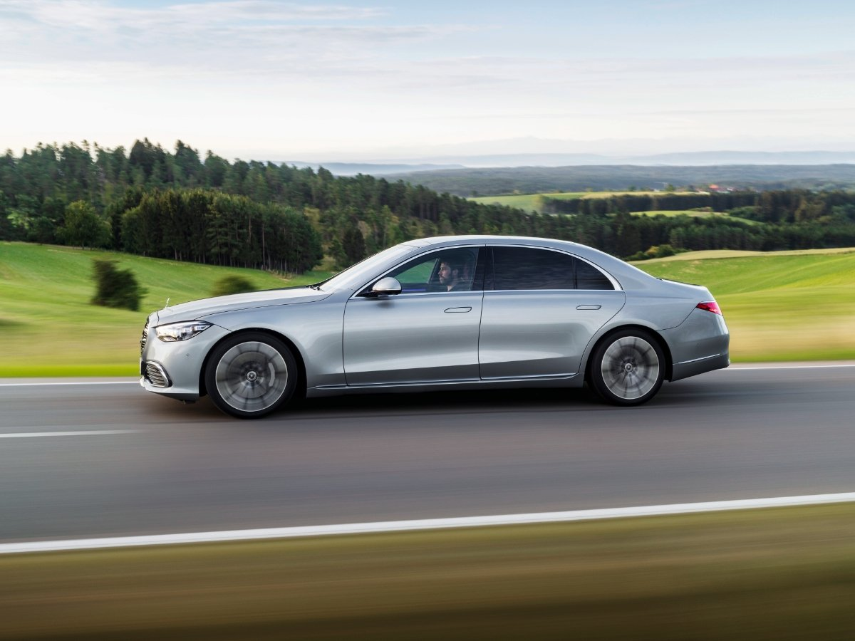 What is Mercedes-Benz Drive Pilot?