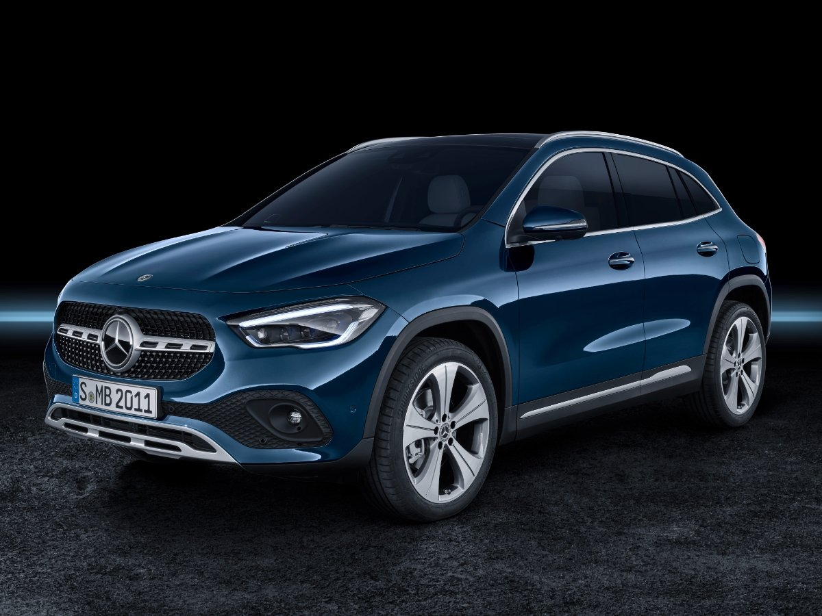 Redesigned 2021 Mercedes-Benz GLA Prices Rise Due to New ...