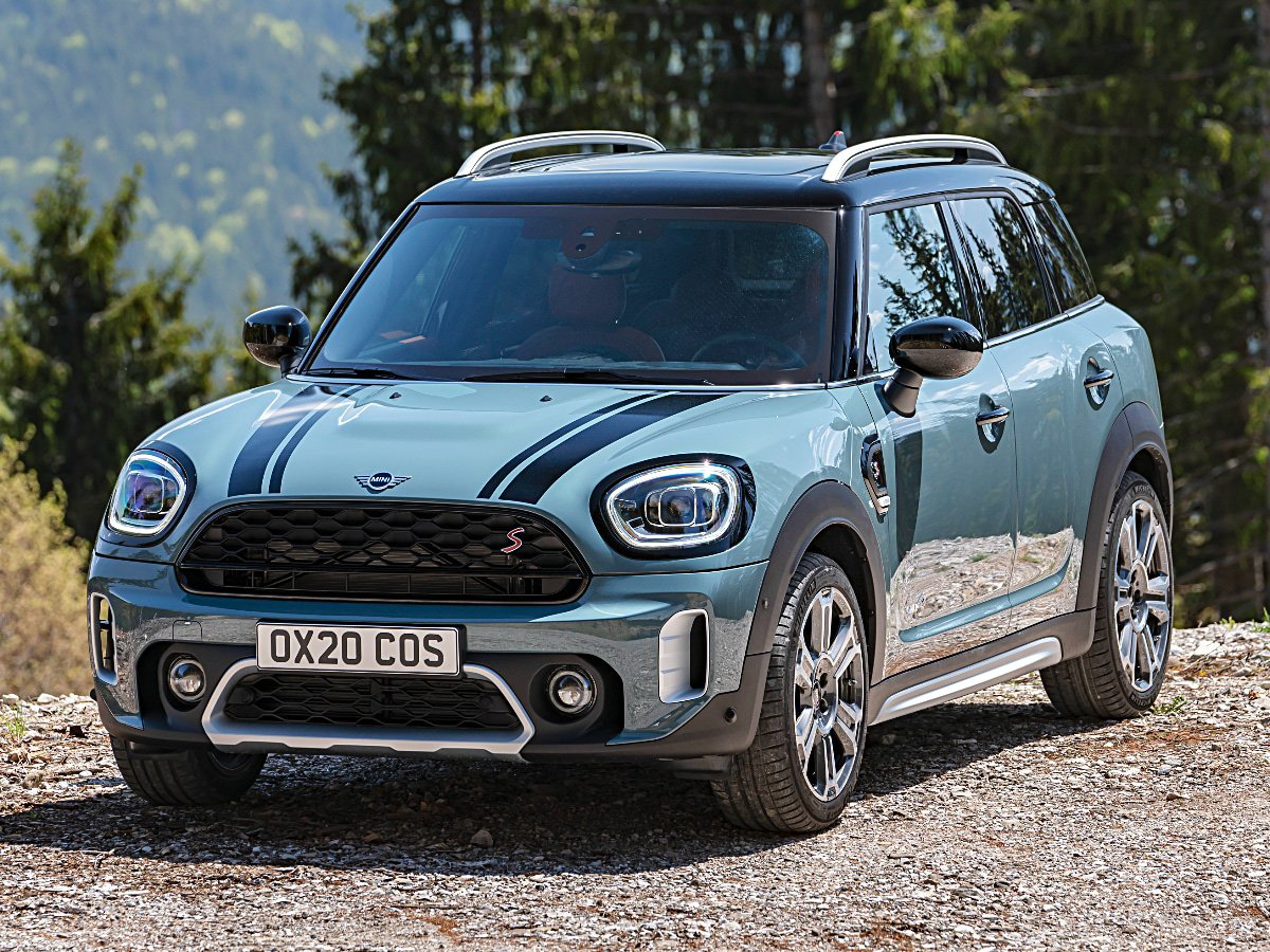 Best Mini Series 2021 2021 Mini Countryman SUV Changes Shine Spotlight on Overlooked SUV