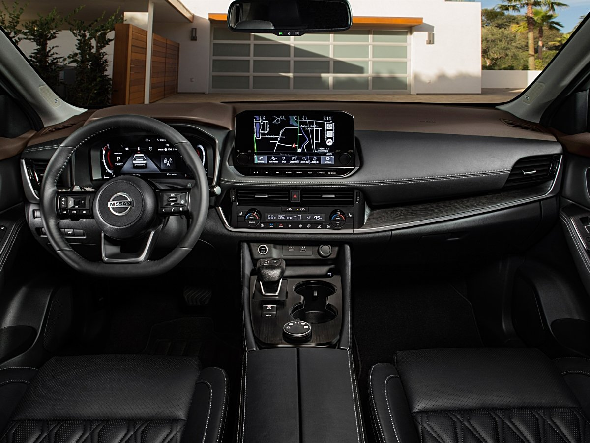 2021 nissan rogue preview  jd power