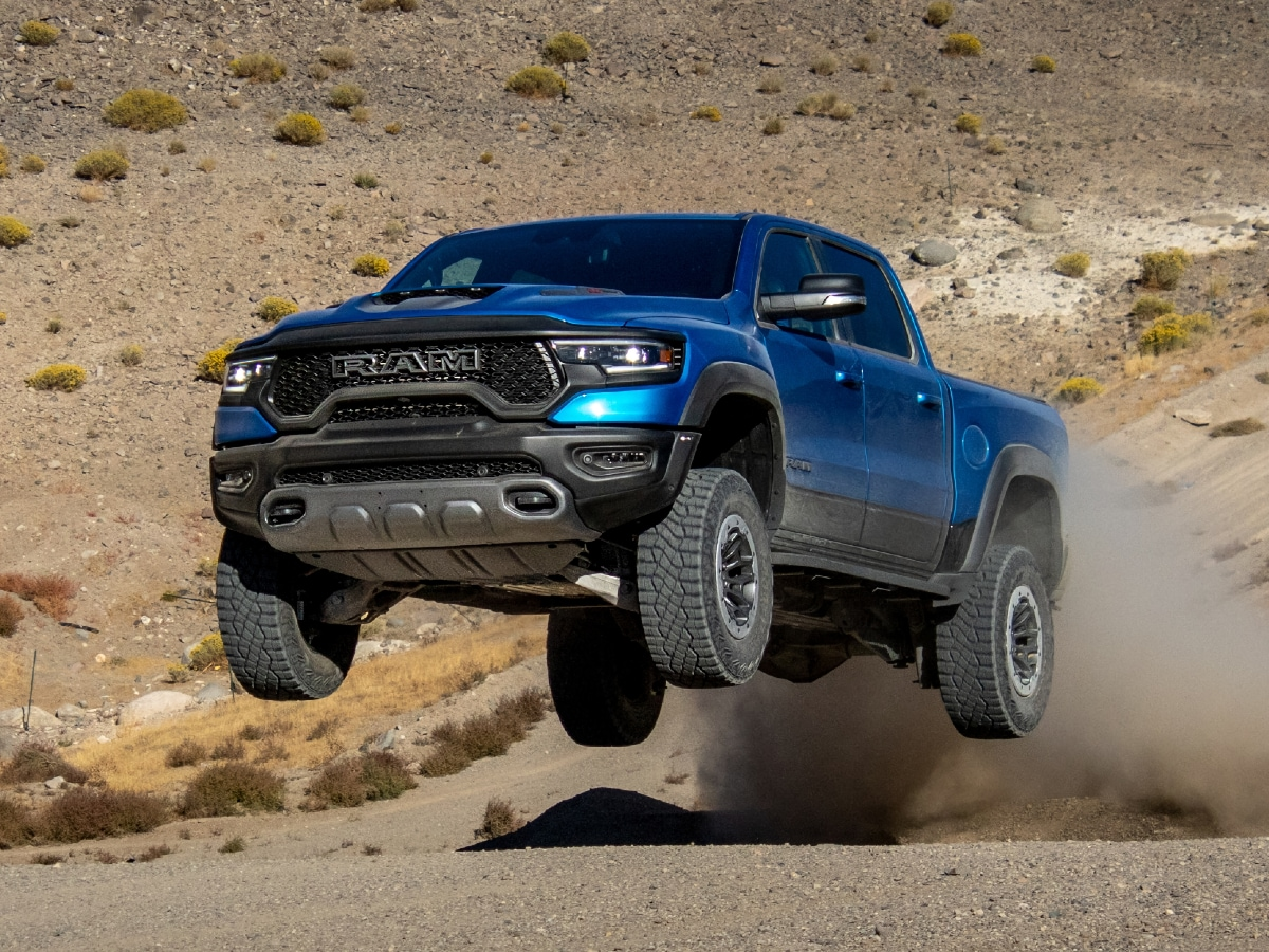 Changes to 2021 Ram Truck Models Includes New TRX Model, Functional Additions
