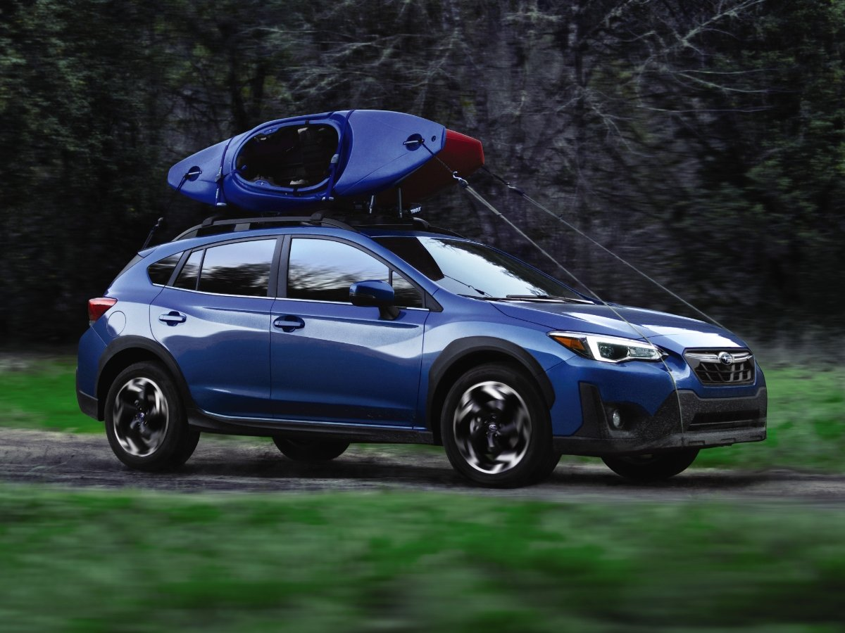 Changes to 2021 Subaru Models Relate to Safety Technologies