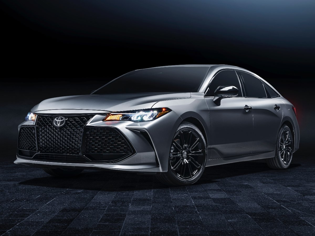2021 Toyota Avalon XSE Nightshade Edition Silver