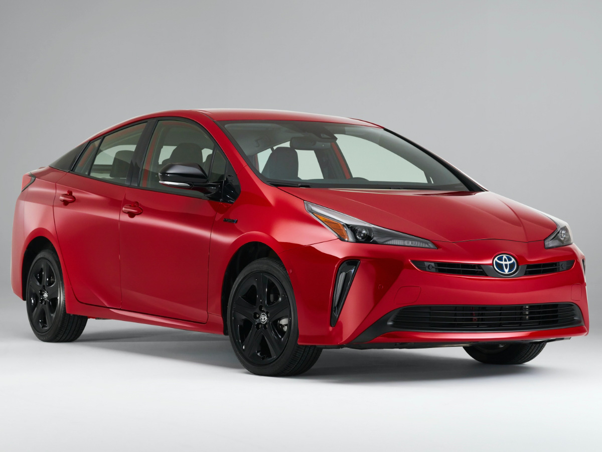 2021 Toyota Prius Changes Include Improved Safety, Android ...