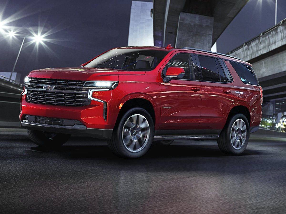 2021 Chevy Tahoe Towing Capacity Fuel Economy Ratings Released Automotive News J D Power
