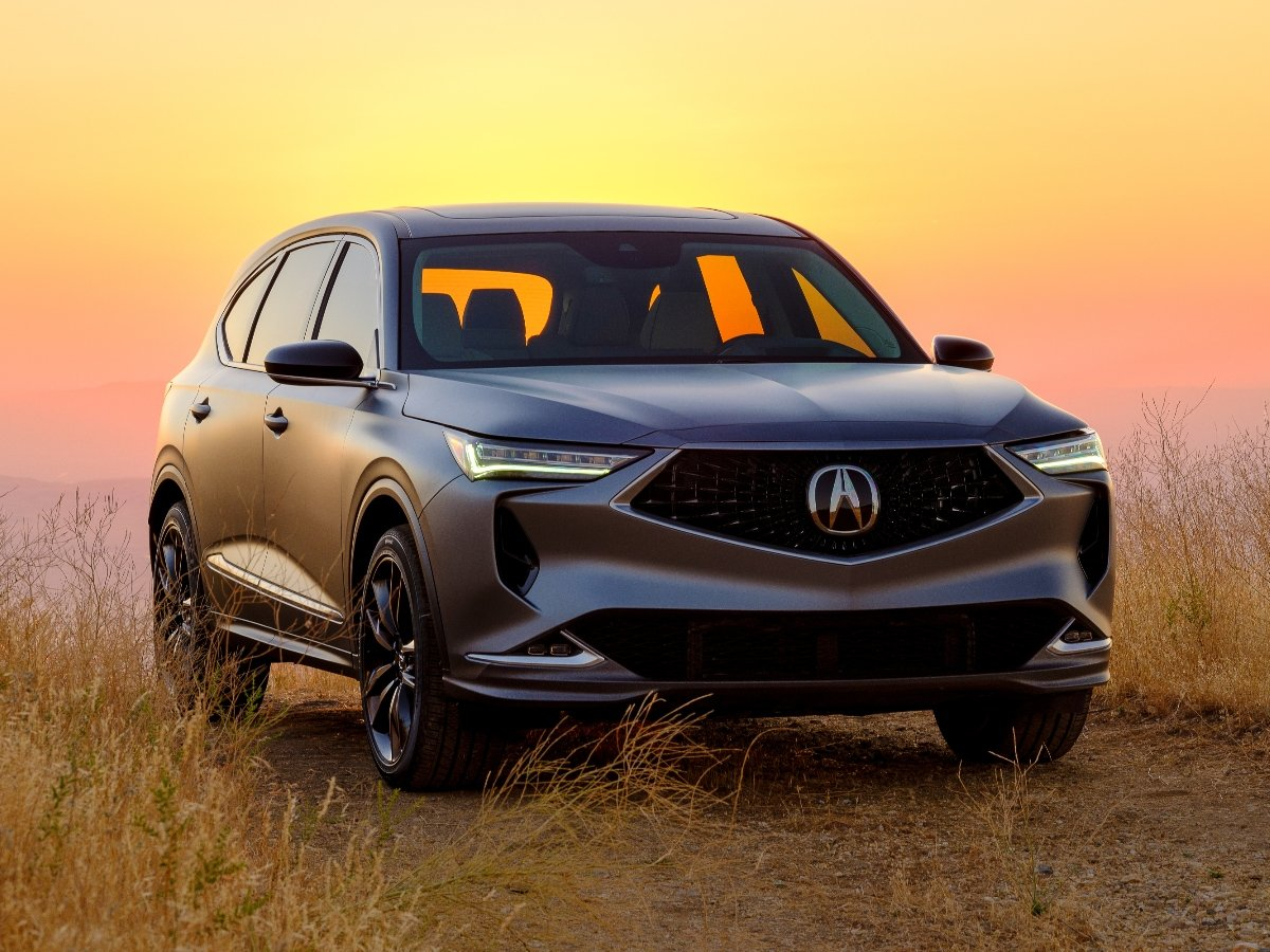 2022 Acura MDX Preview