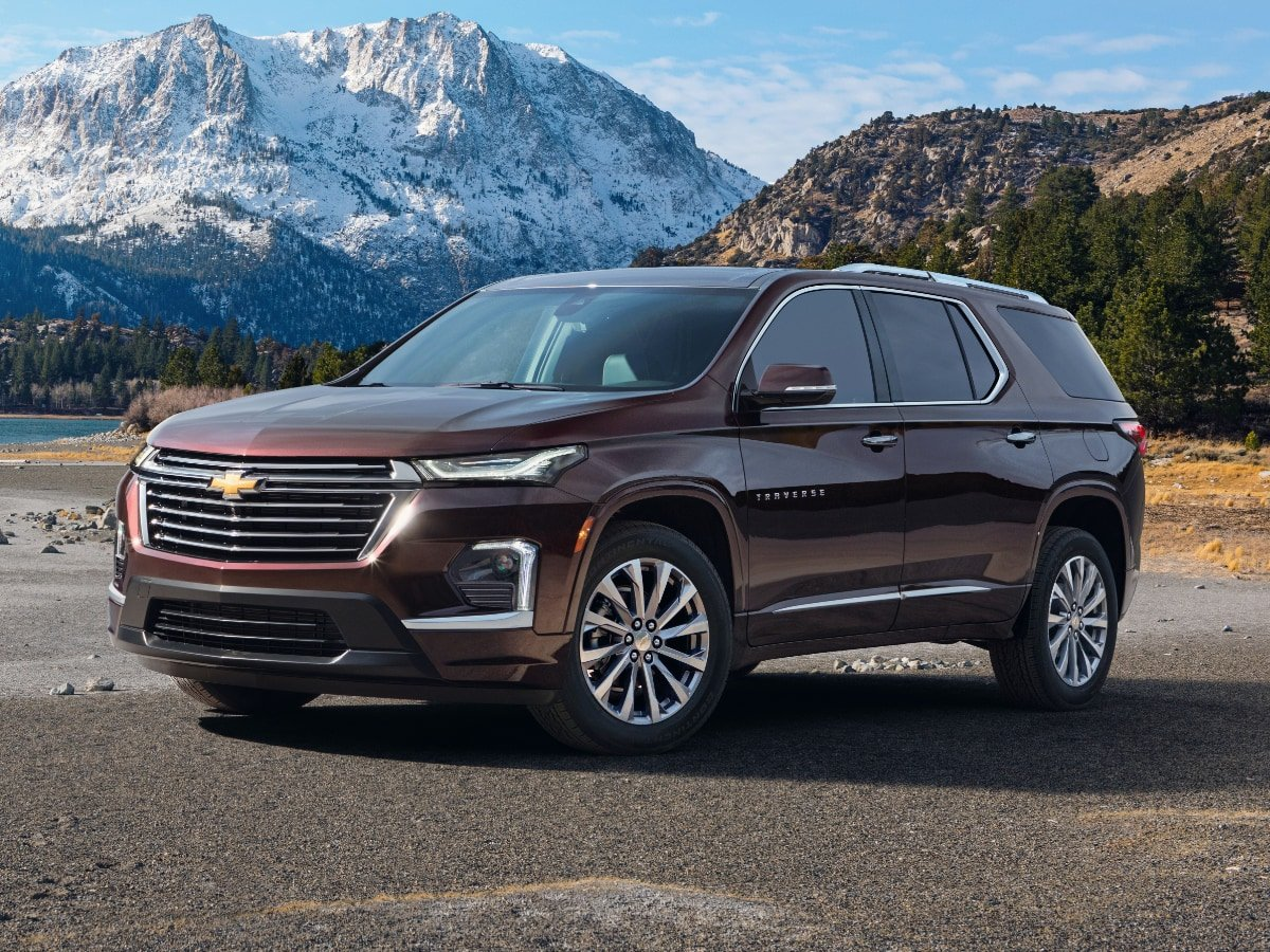 2022 Chevrolet Traverse Preview