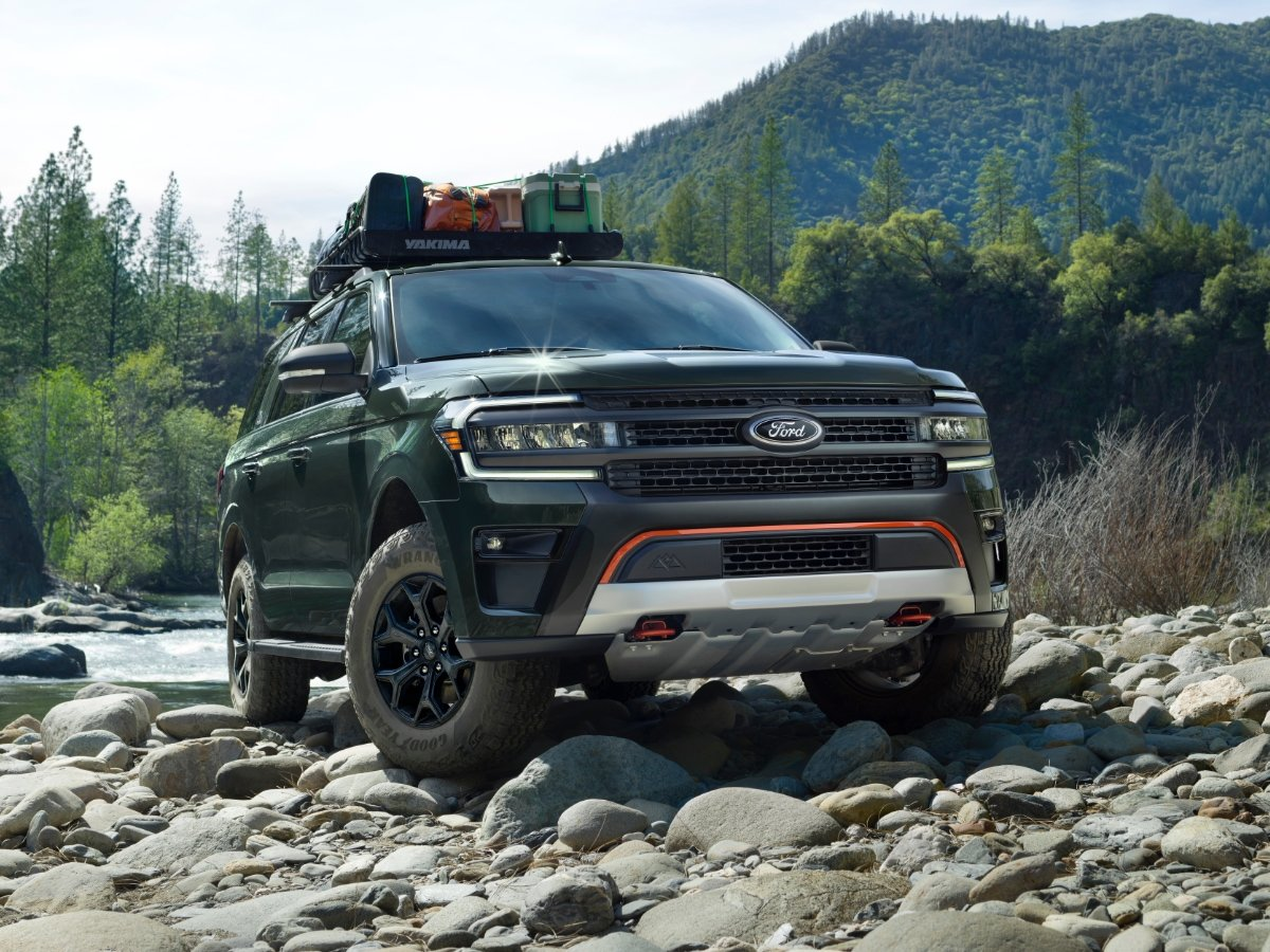 2022 Ford Expedition Preview