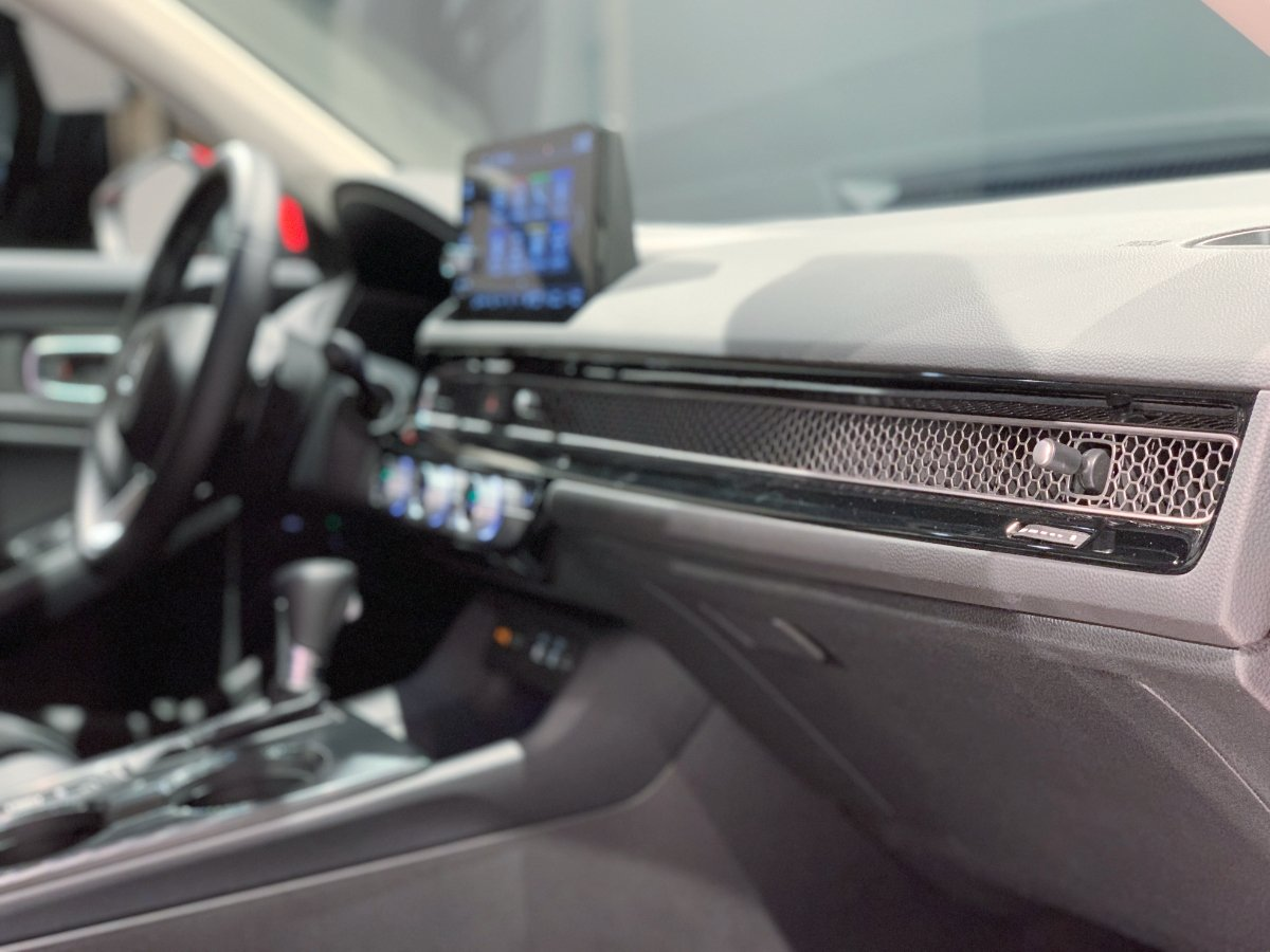 2022 Honda Civic Dashboard Air Vent Detail