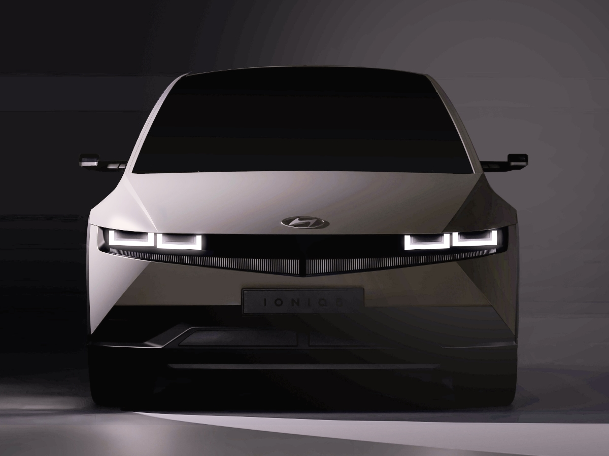 2022 Hyundai Ioniq 5 Preview
