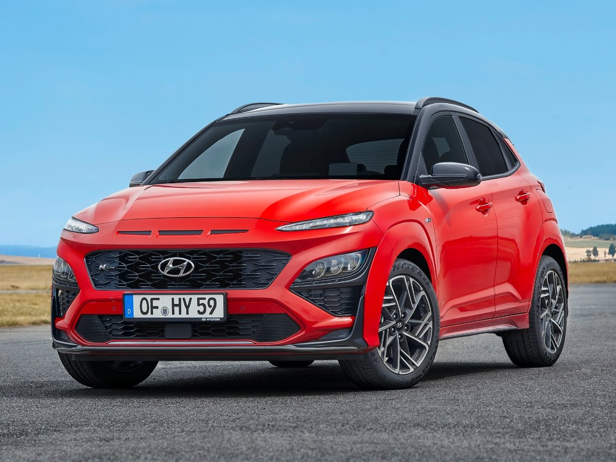 2022 Hyundai Kona Preview