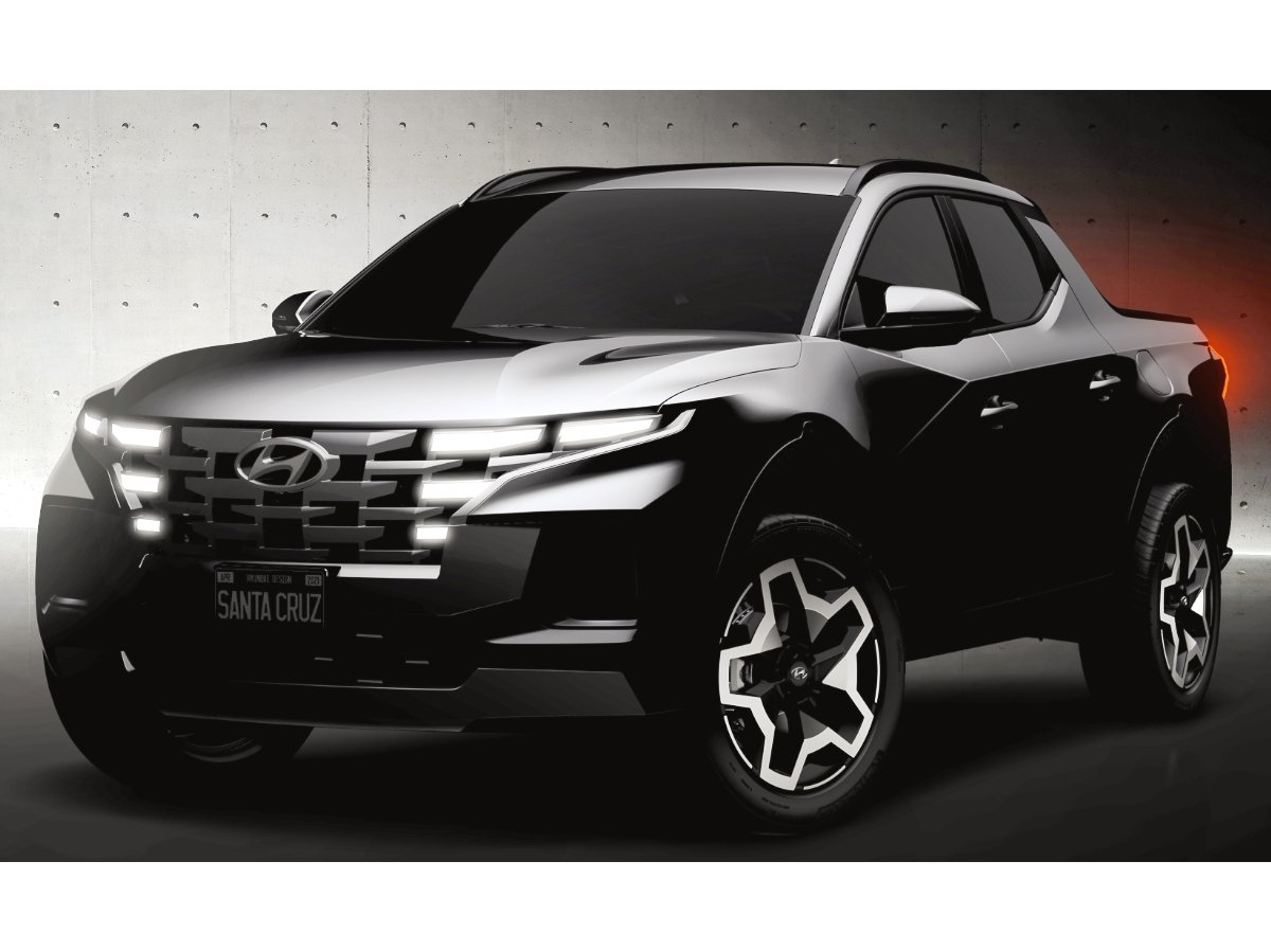2022 Hyundai Santa Cruz Preview