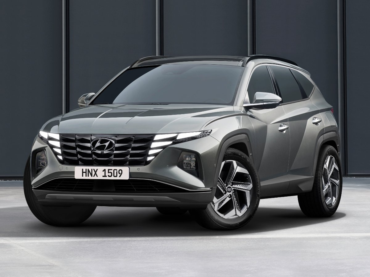 2022 Hyundai Tucson Preview