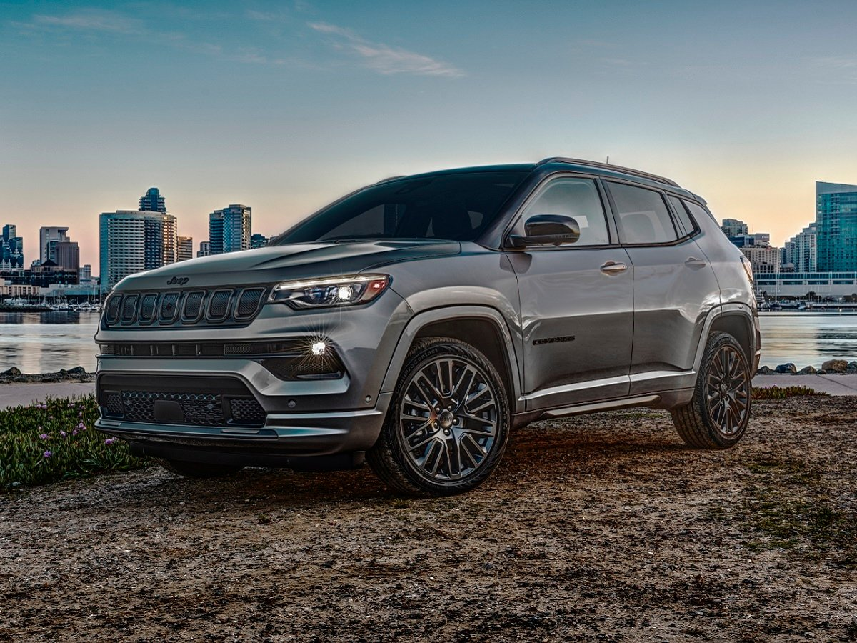 2022 Jeep Compass Preview