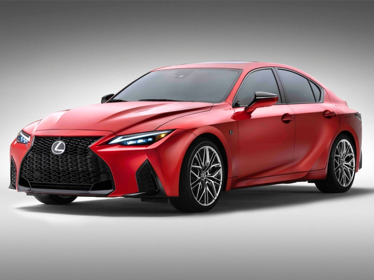 2022 Lexus IS 500 F Sport Performance Preview