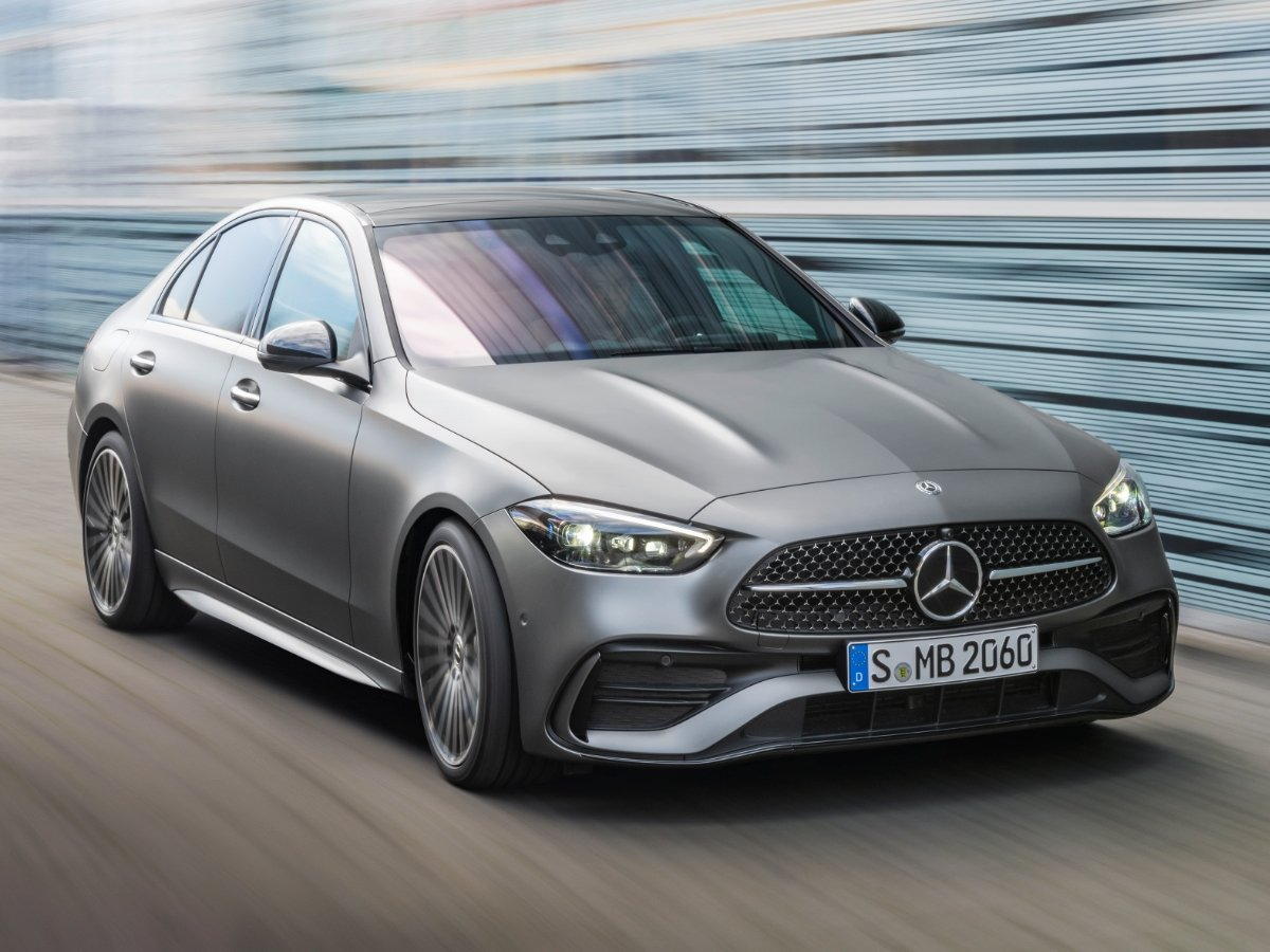 2022 Mercedes-Benz C-Class Sedan Preview