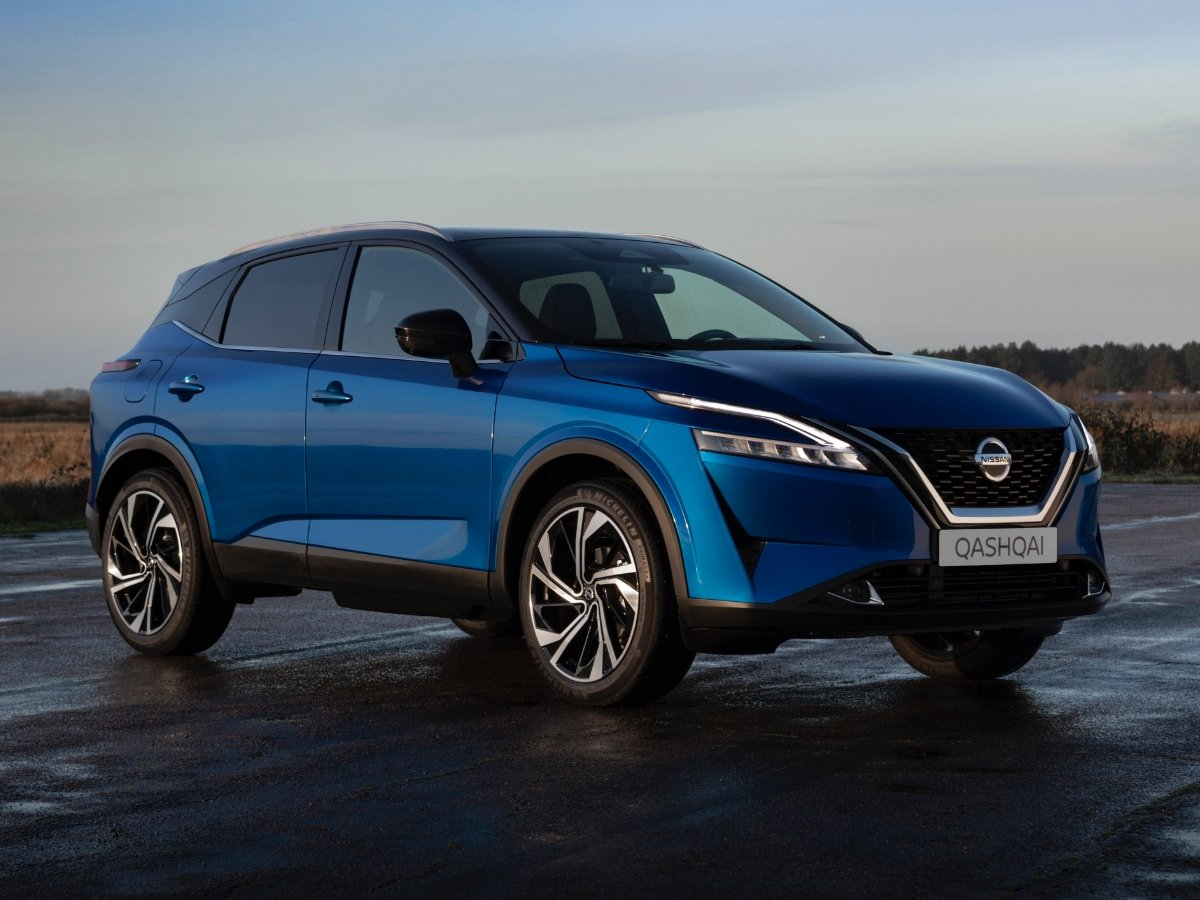 2022 Nissan Rogue Sport Preview