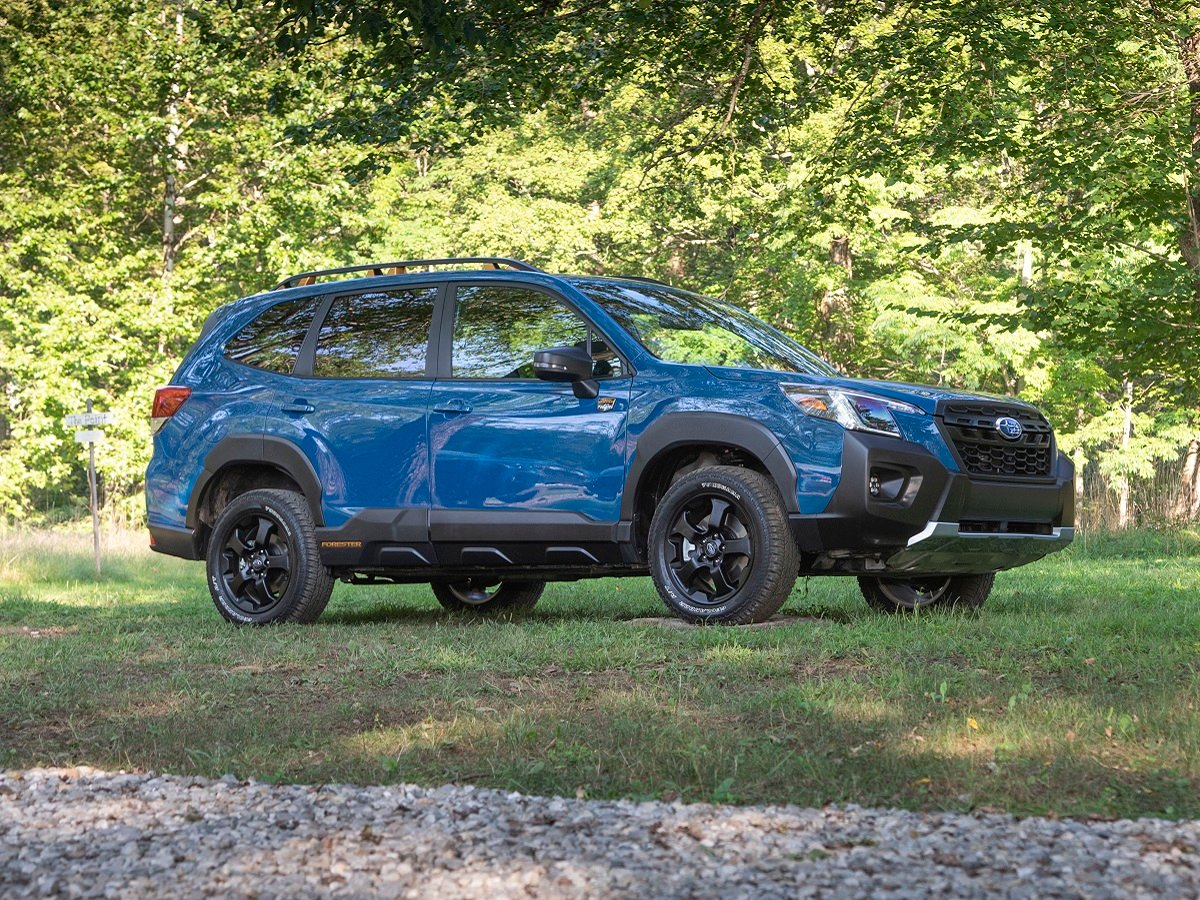2022 Subaru Forester Wilderness Preview