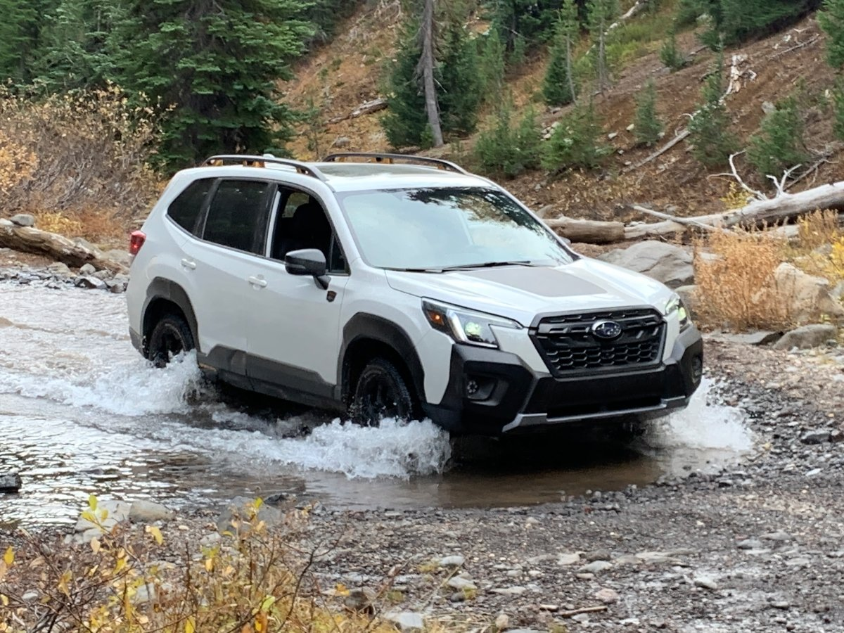 2022 Subaru Forester Review Update