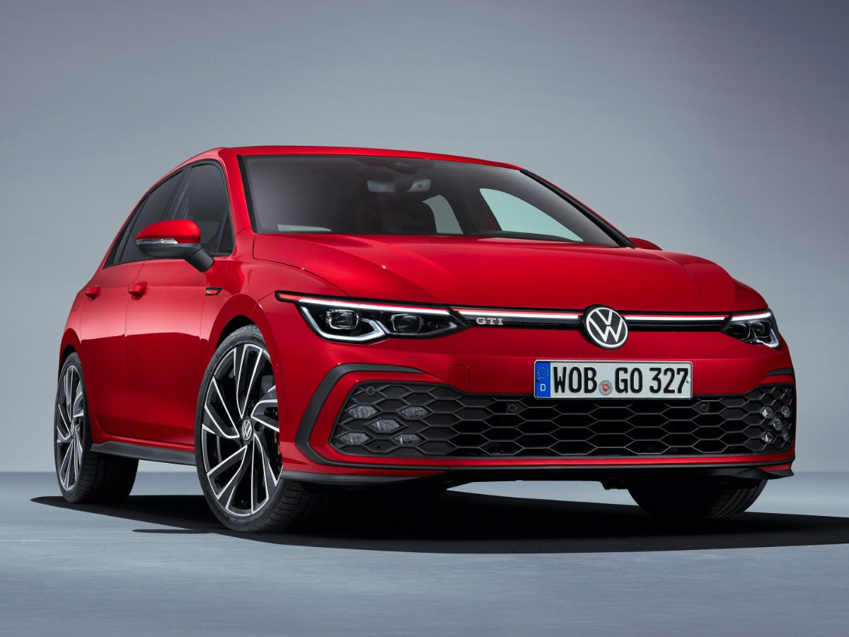 2022 Volkswagen Golf GTI Preview