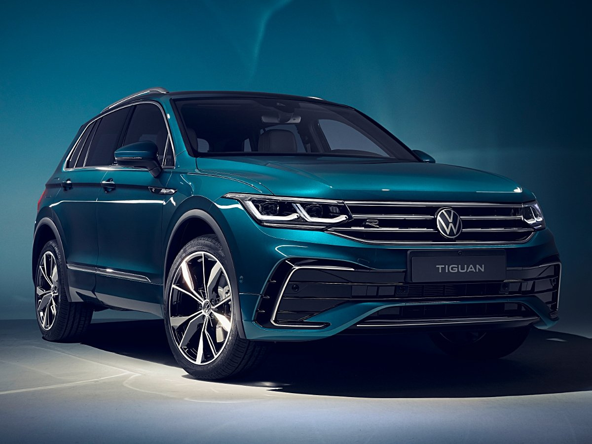 2022 Volkswagen Tiguan Preview