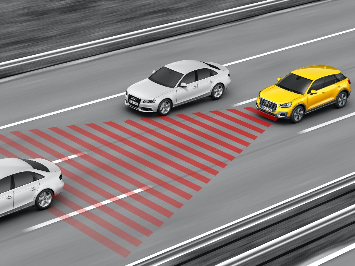 What is Audi Adaptive Cruise Assist?