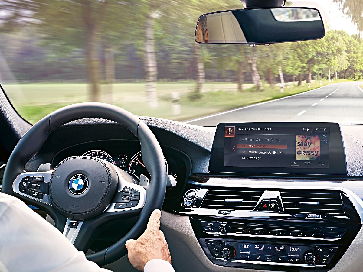 What is BMW Active Driving Assistant?