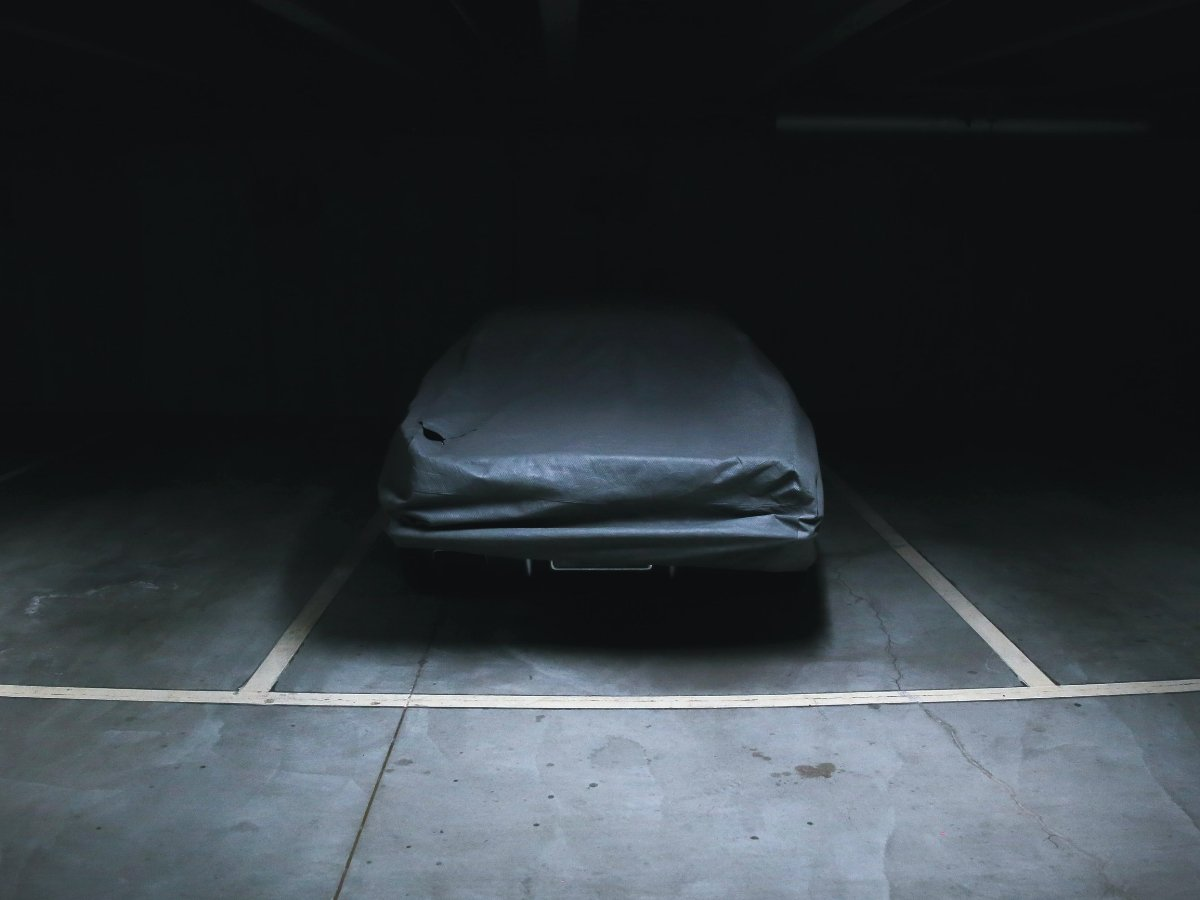 How to Store a Car Long Term