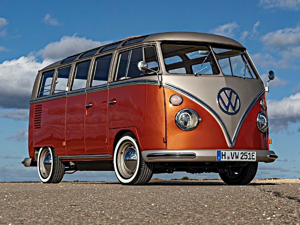 Volkswagen eClassics Debuts an Electric VW Bus, But Not For US