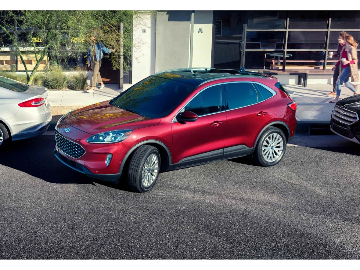 Ford Active Park Assist 2.0