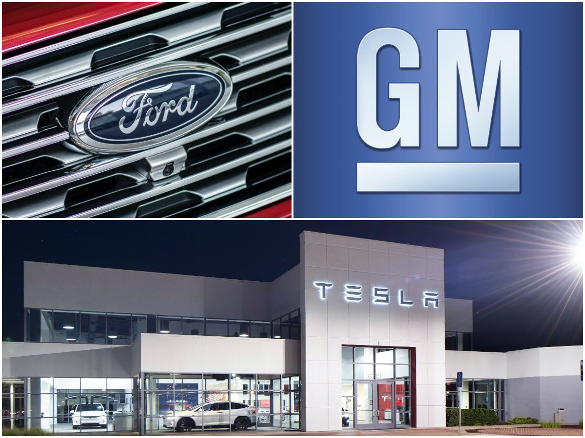 Ford GM Tesla help produce medical personal protective equipment