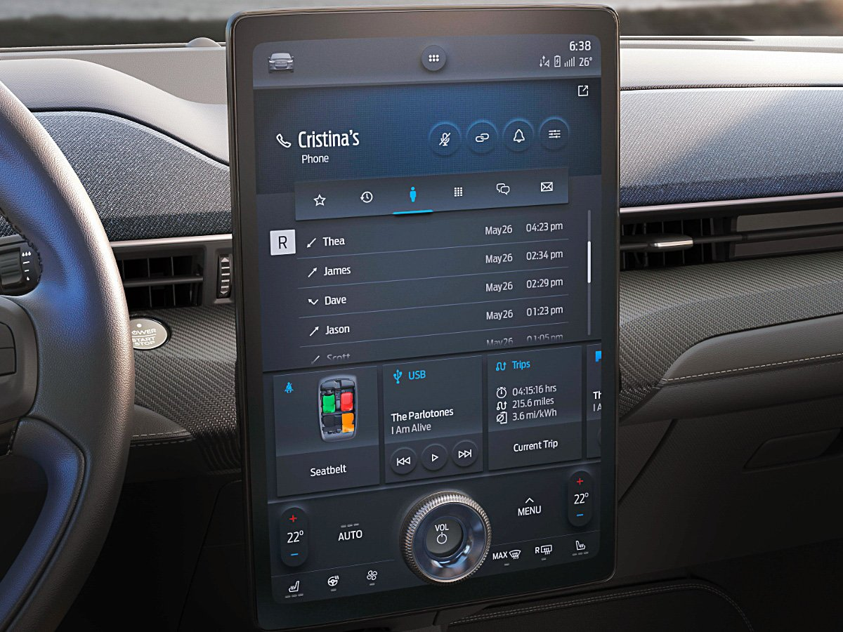 What is Ford Sync 4?