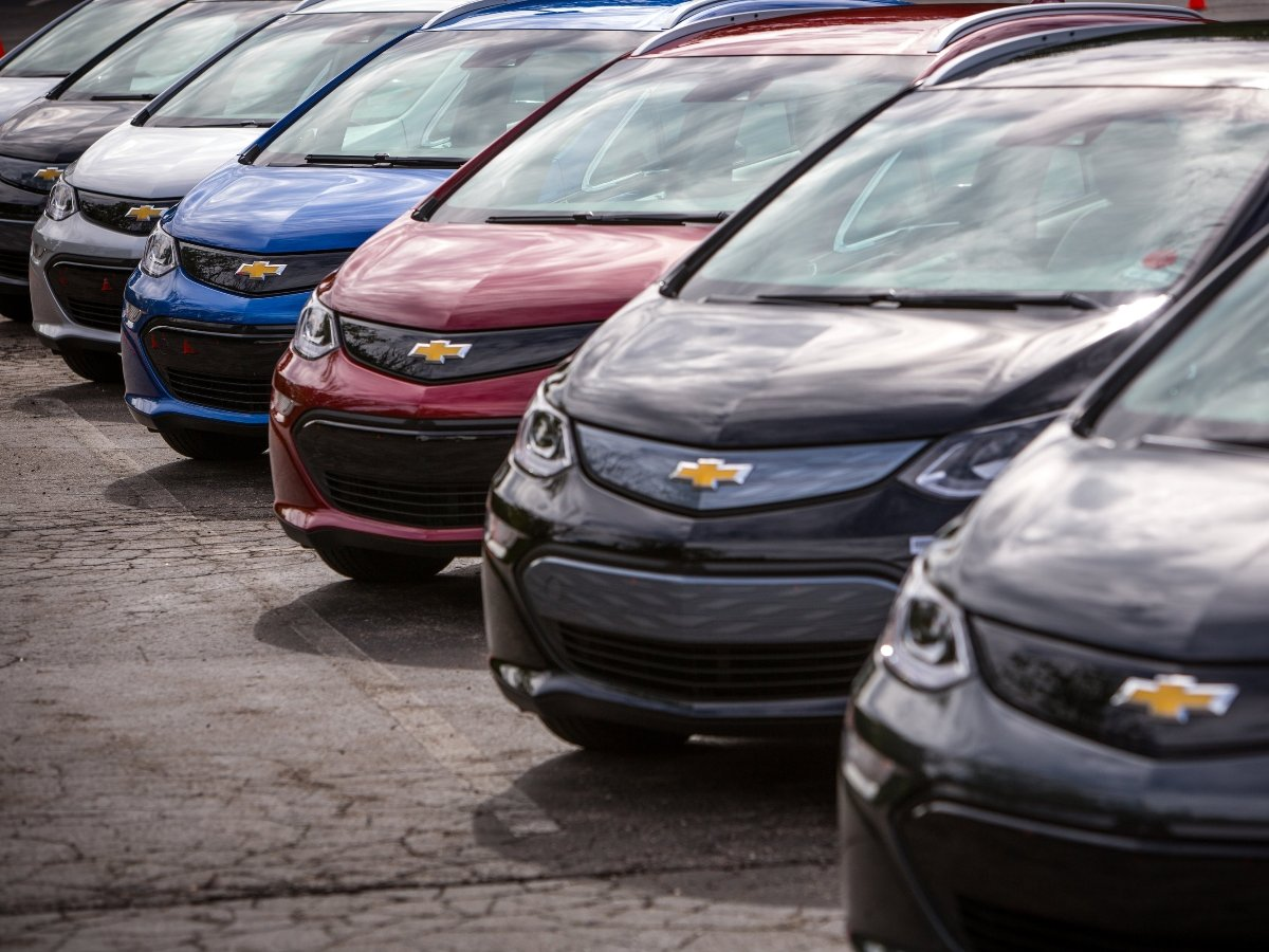 what happens to new cars that don't sell