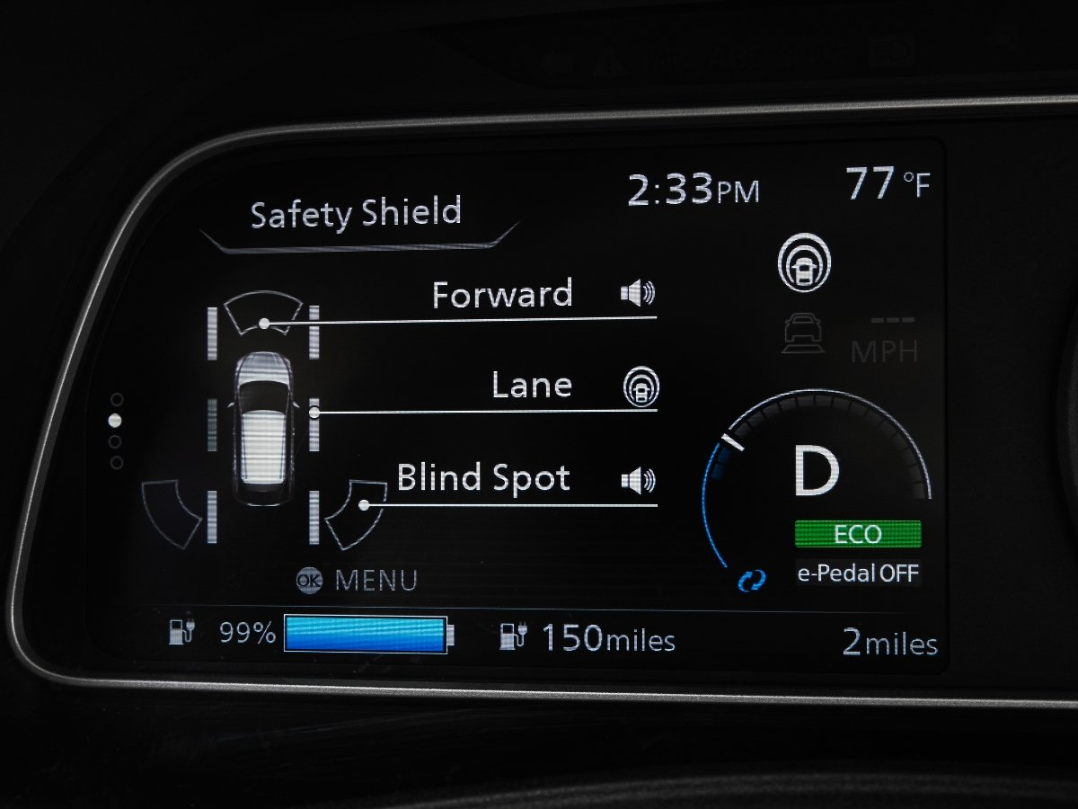 What is Nissan Safety Shield 360?