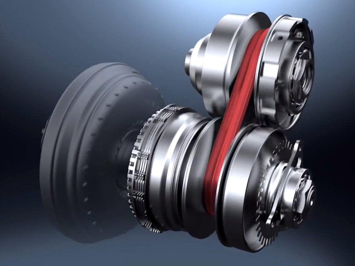 What is a CVT, or Continuously Variable Transmission?