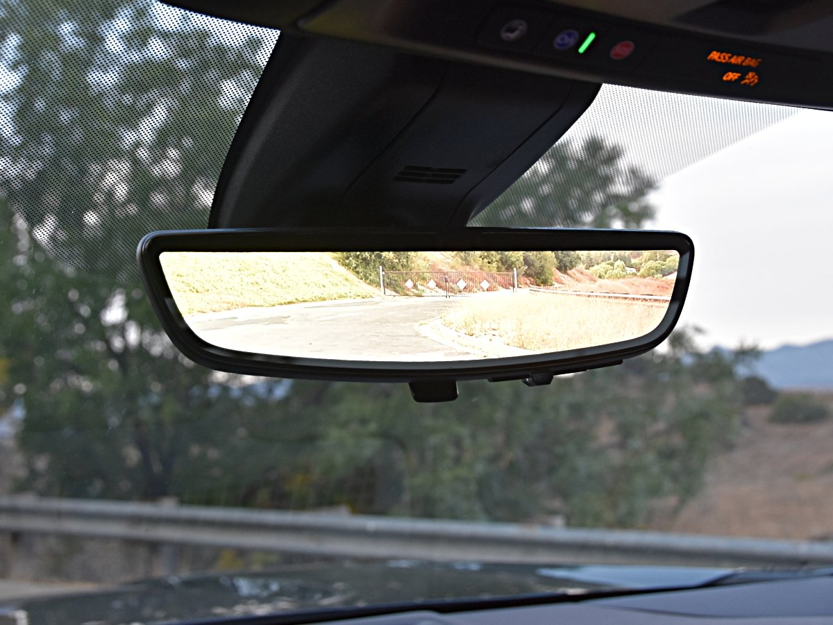 What is a Rear Camera Mirror?