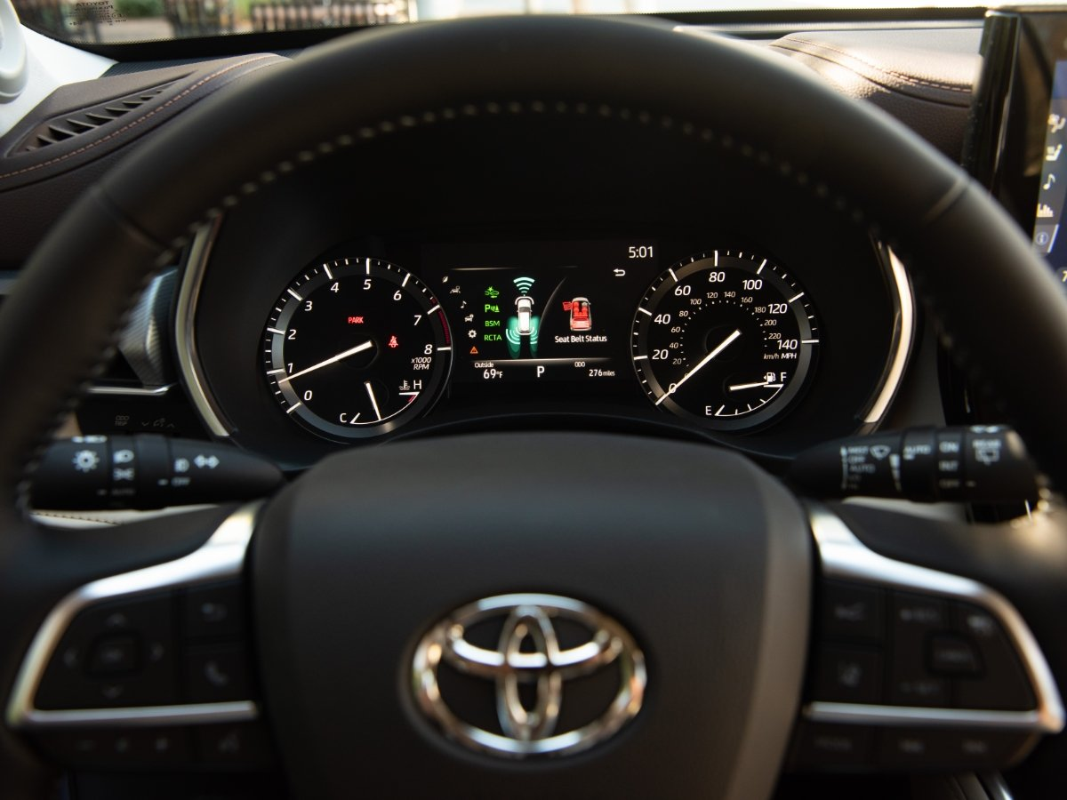 What is Toyota Safety Sense 2.0?
