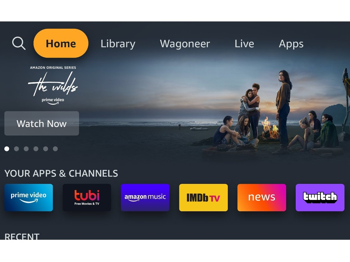 What is Amazon Fire TV for Auto?