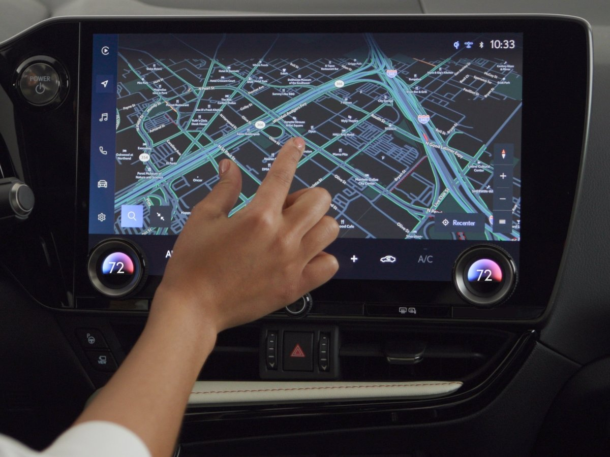 What is Lexus Interface?