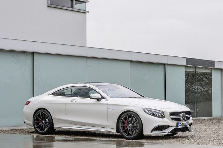 2015 Mercedes-Benz S63 AMG 4Matic photo