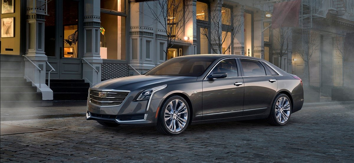 New For 2016 Cadillac J D