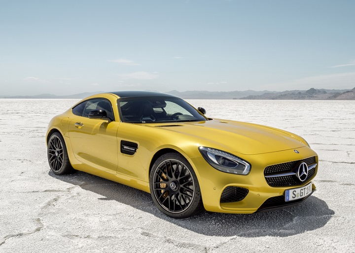 2016 Mercedes-AMG GT S photo