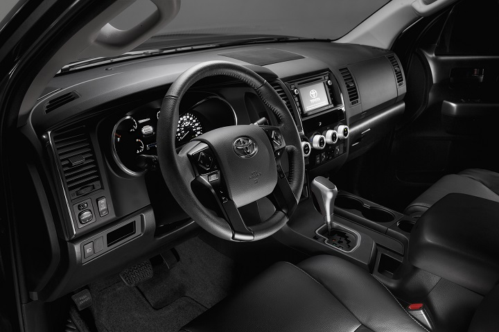 2018 Toyota Sequoia TRD Sport interior photo
