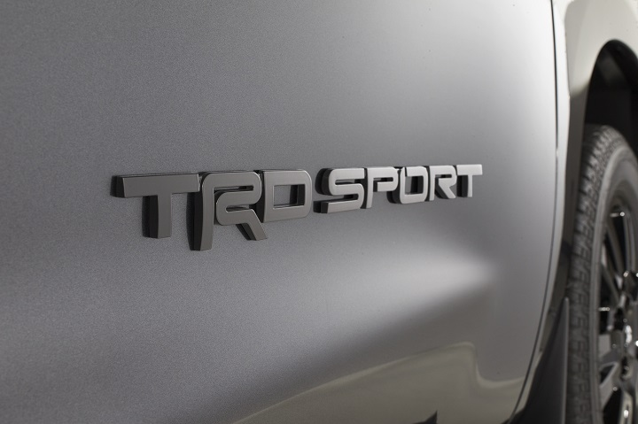 2018 Toyota Sequoia TRD Sport badge photo