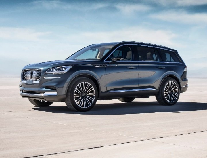 2019 Lincoln Aviator Preview Nadaguides