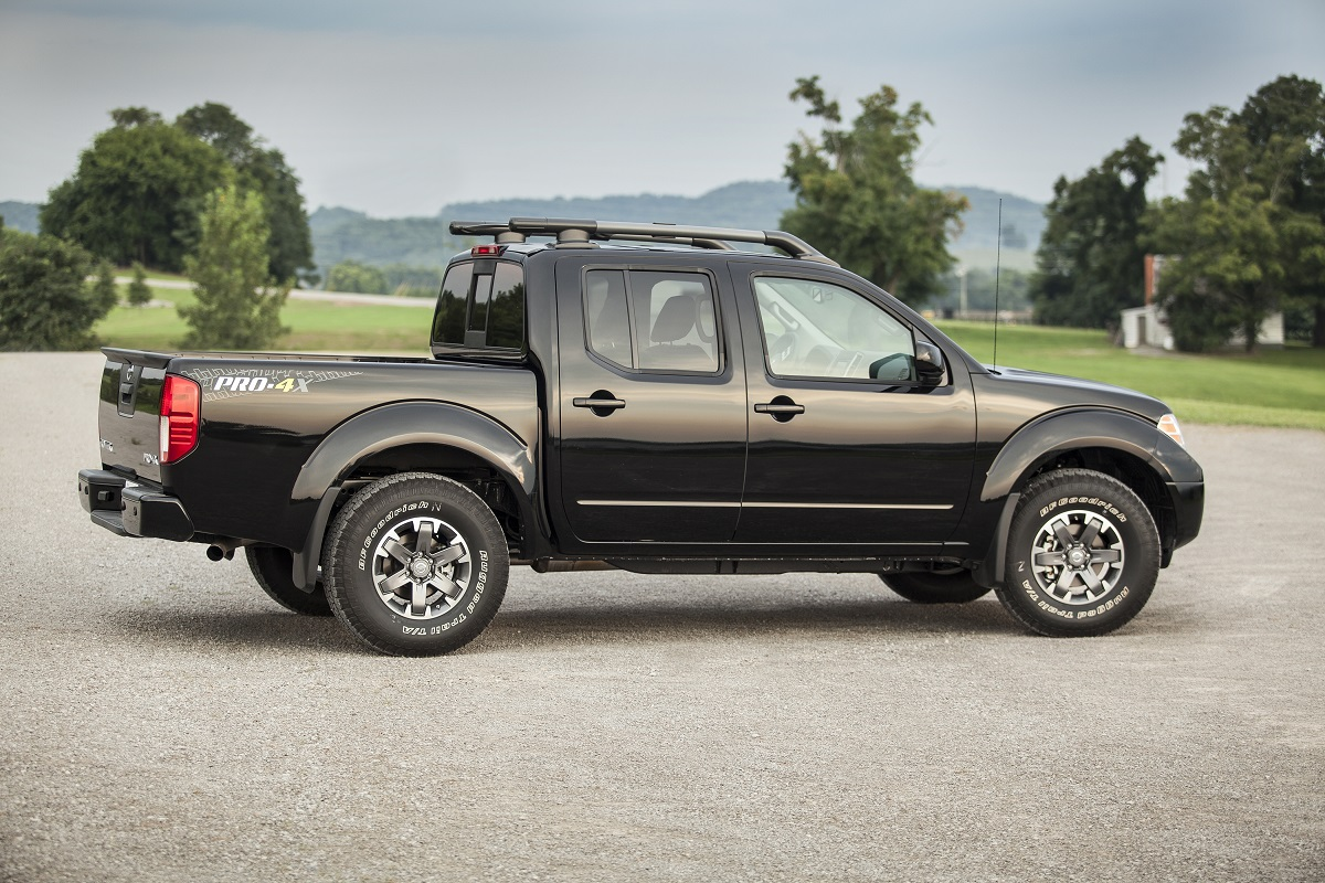 New for 2015:Nissan Trucks, SUVs, and Vans