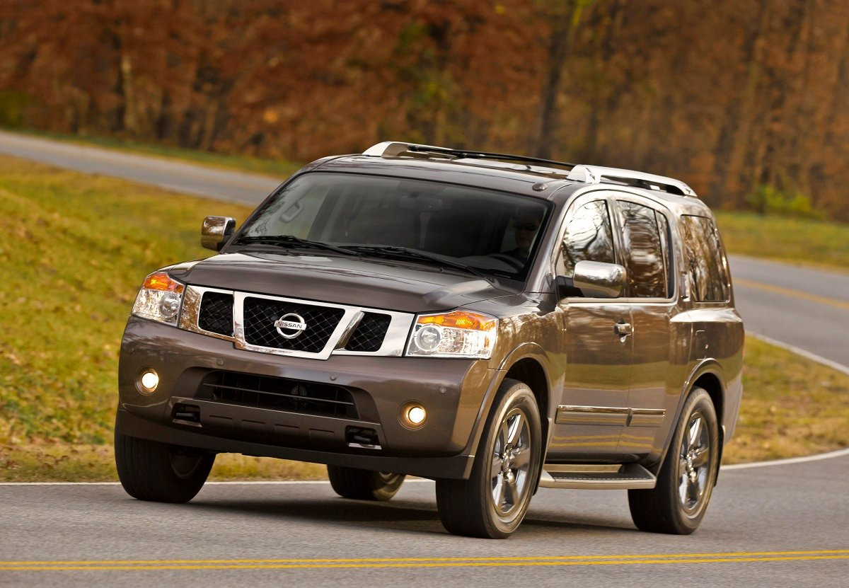 New for 2015: Nissan Trucks, SUVs, and Vans | J.D. Power