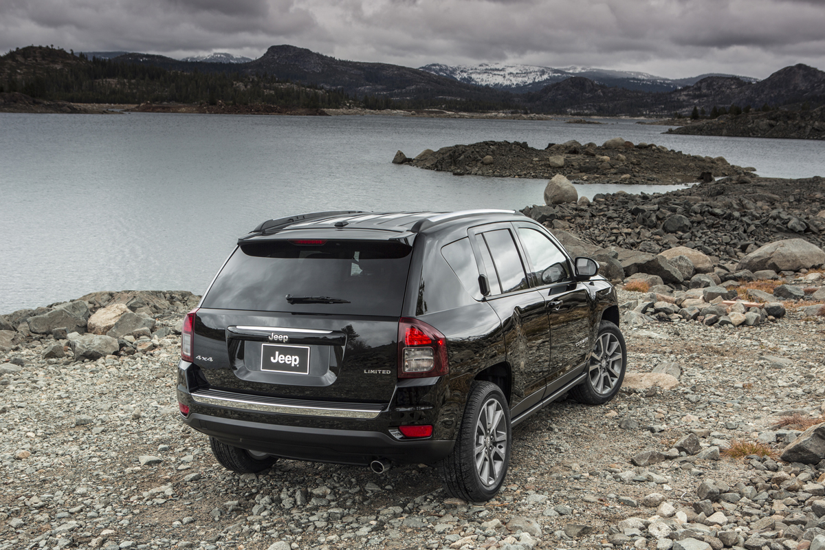 Optional Features. Upgrading From Sport Trim To The 2014 Jeep Compass ...